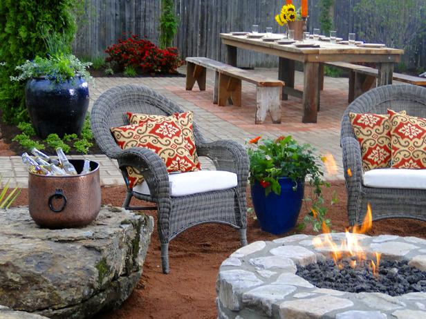 Fire Pits Design Ideas For Outdoor Fire Pits - Amarillo\'s Parkview ...