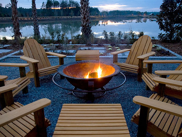 Fire Pits Design Ideas For Outdoor Fire Pits